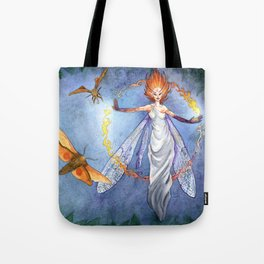 Will O' the Wisp Tote Bag