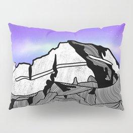 Mount Gould Montana Pillow Sham