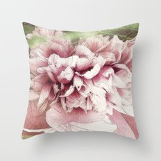 Sometimes I wish I was a bumblebee... Throw Pillow