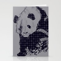 brand new Stationery Cards featuring New Brand Panda by Tobe Fonseca