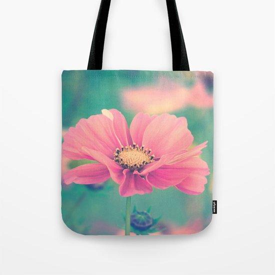 Armonía en Rosa, Harmony in Pink Tote Bag