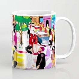 El Eje Central Coffee Mug