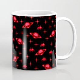 saturn invaders Coffee Mug