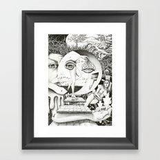 120612 Framed Art Print