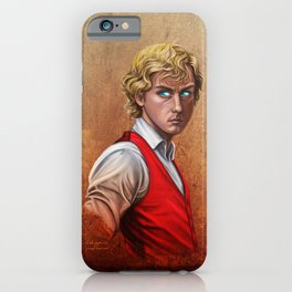 Capable of being terrible iPhone Case