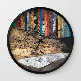 Lanzarote Wall Clock