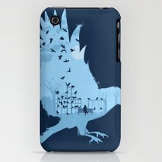 Crows on the Playground Slim Case iPhone (3g, 3gs)