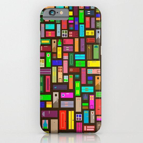 Doors - Black iPhone & iPod Case