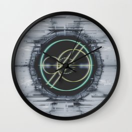 the projected good Wall Clock