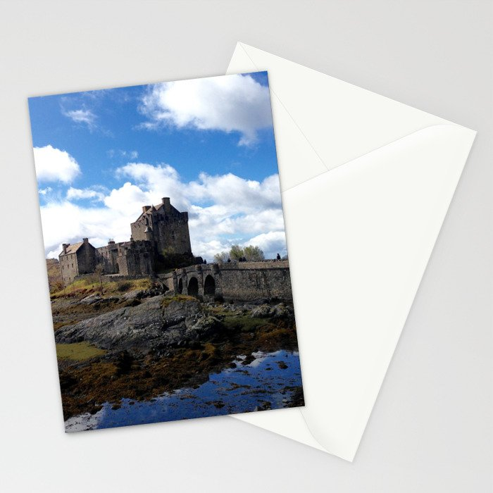 Eilean Donan Castle Stationery Cards
