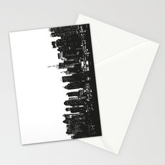 New York black and white high quality art print Stationery Cards