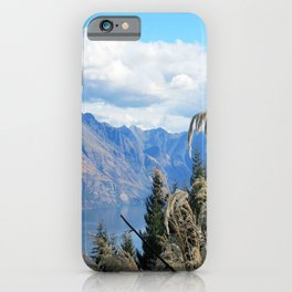 New Zealand Lake iPhone Case