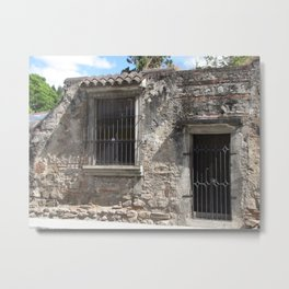 Old Colonial Home Metal Print