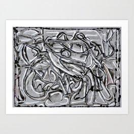 Compo 1 Art Print