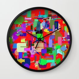 02252017 Wall Clock