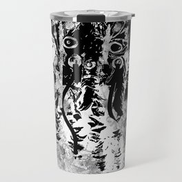 Space Twins Travel Mug