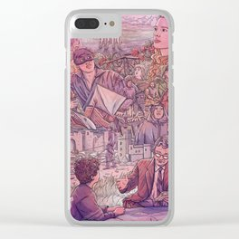 The Princess Bride Clear iPhone Case