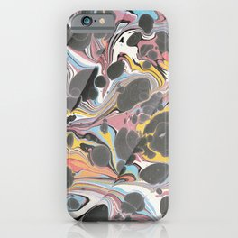 Electric Dreamwaves iPhone Case
