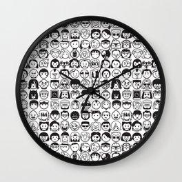 We love movies Wall Clock