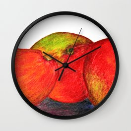 Mangos Wall Clock