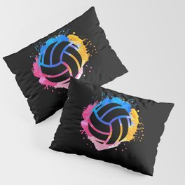 Volleyball Gift Player Coach Mom Daughter School Pillow Sham