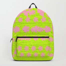 In the Pink Patterns Backpack