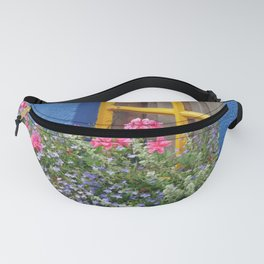 Blue House -Ireland Fanny Pack