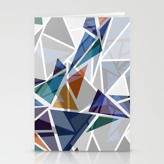 Cracked II Stationery Cards