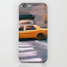 Taxi Cab. Slim Case iPhone 6s