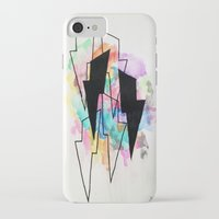 lightning iPhone & iPod Cases featuring Lightning by Kelsey Brooks