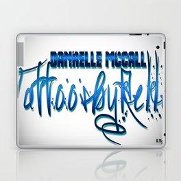 TattoosByRelle(Logo) Laptop & iPad Skin