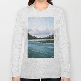 Frozen Blues Long Sleeve T-shirt