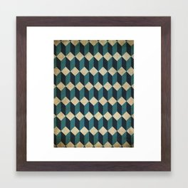 Pattern no. 1 Framed Art Print