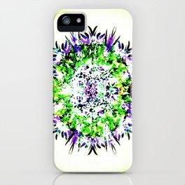 HASI Mandala iPhone Case