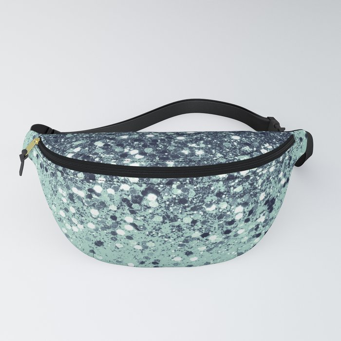 Cali Summer Vibes Lady Glitter #5 #shiny #decor #art #society6 Fanny Pack