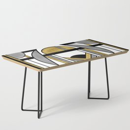Up and Away - Art Deco Spaceman Coffee Table
