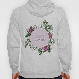 create yourself Hoody