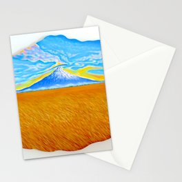 Green Flash Stationery Cards