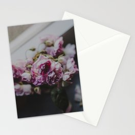 The quiet morning Stationery Cards