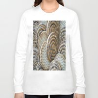 cookies Long Sleeve T-shirts featuring Cookies by Vitta