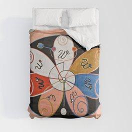 Hilma af Klint - Evolution, Seven Pointed Star - Digital Remastered Edition Comforters
