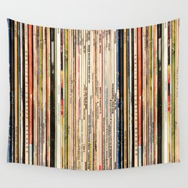 Long Player Wall Tapestry