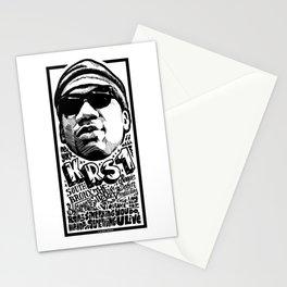 Mr.KRS1 / Rapper's Delight Stationery Cards