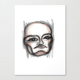 sibling 2 Canvas Print