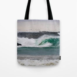 The Jetty Grind Tote Bag