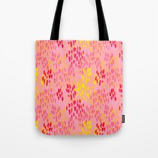 Picnic Pals paint in strawberry Tote Bag