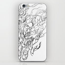 Untitled, Abstract iPhone Skin