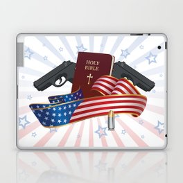 Independence Day Laptop & iPad Skin