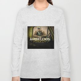 AARON LEWIS SINNER TOUR Long Sleeve T-shirt