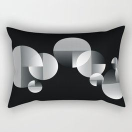 Many of One Rectangular Pillow